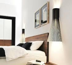 applique chambre design applique chambre design applique murale 4230 noir h60cm secto