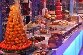 christmas dessert buffet the dessert express christmas buffet foodie