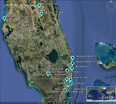 St Cloud Florida Map by The Latest Worldwide Meteor Meteorite News Mbiq Detects Florida