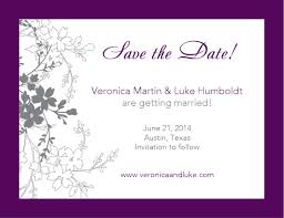 Save The Date Cards Free Save The Date Templates Free Vnzgames