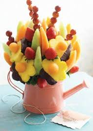 fruit bouqet how to make a fruit bouquet allrecipes