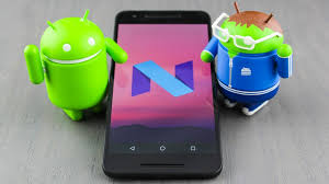 newest android update releases android nougat for nexus mobiles tablets