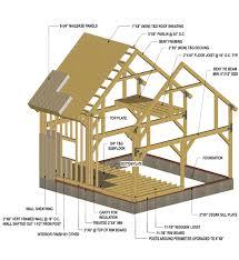 barn post u0026 beam homes plans loft living space rustic cabins
