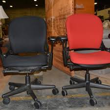 Steelcase Leap Ergononomic Task Chairs - Used office furniture sacramento