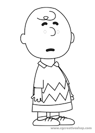 charlie brown coloring pages lezardufeu