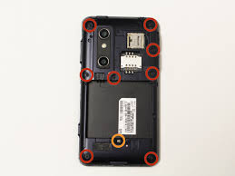 lg optimus 3d microsd sim card board replacement ifixit