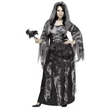 totally ghoul womens cemetery bride halloween costume