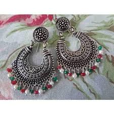 beautiful ear rings beautiful stones earring at rs 1000 pair earring id