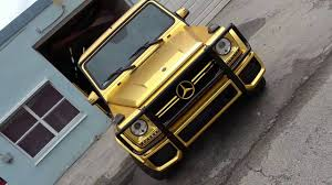 wrapped g wagon wrapped satin gold g63 g wagon youtube