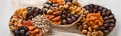 dried fruit nuts gift baskets nuts tins fruit trays food