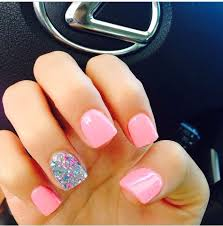 Light Pink Acrylic Nails Best 25 Light Pink Nail Designs Ideas On Pinterest Pink Nail
