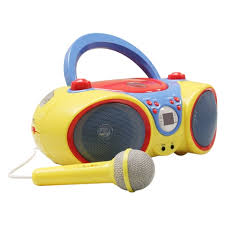 kids authority iplay kids karaoke machine kids microphone