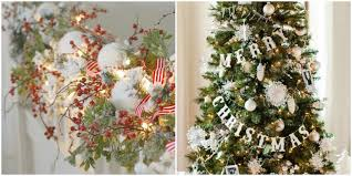 27 christmas garland ideas decorating with holiday garlands