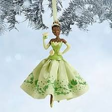 2014 princess and the frog the daring princess ornament
