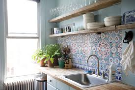 Kitchen Backsplash Tile Patterns Moroccan Tile Kitchen Backsplash