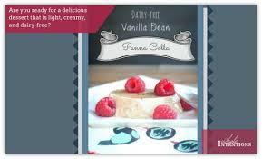dairy free vanilla bean panna cotta whole intentions