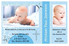 baptism template baby boy christening invitation template baptism templates
