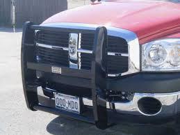 dodge ram push bumper tx truck accessories ranch push bar
