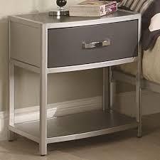 Metal Bedside Table Tips To Choosing Metal Night Stands Marku Home Design