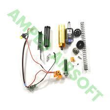 krytac oem mk2 series mosfet gearbox rebuild kit with 30k motor