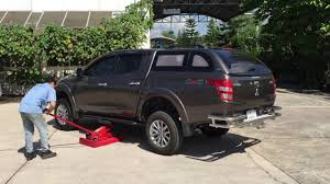 new 2015 mitsubishi l200 mk 7 mq triton rock slider steps
