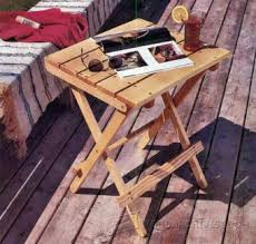 Wood Folding Table Plans Folding Table Plans U2022 Woodarchivist
