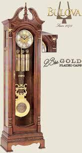 Grandfather Clock Weights Bulova Grandfather Clock G1059 Kensington