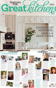 Traditional Home Great Kitchens - courtney price in the press courtney price