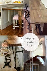 The  Best Breakfast Bar Table Ideas On Pinterest Kitchen Bar - Bar table for kitchen