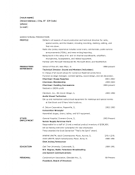 Gamestop Resume Example by Video Resume Examples Berathen Com
