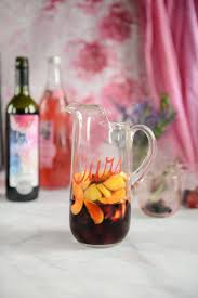 red wine sangria and how to use leftover sangria fruit with the
