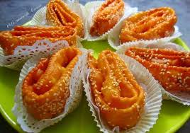 cuisine de meriem khechkhach ou oreillettes la cuisine de meriem