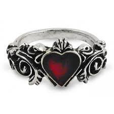 betrothal ring heart wedding ring engagement ring