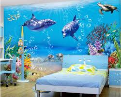 online get cheap custom wall murals whale aliexpress com 3d wallpaper custom photo mural sea world whale 3d wall murals wallpaper for walls 3 d living room home improvement painting