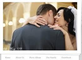 wedding websites personalized customized wedding websites uniquely you planning