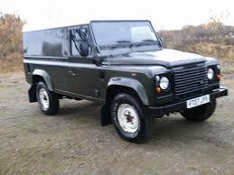 2000 land rover defender used land rover defender 3 doors for sale motors co uk