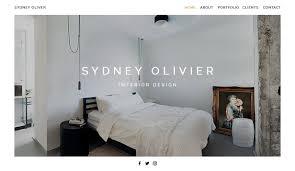 website to design a room designer website templates design wix