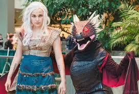 Game Thrones Halloween Costumes Khaleesi Amazing Halloween Costume Ideas Game Thrones Fans Love