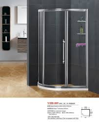 non glass shower doors glass shower cubicle size in hotel and home buy shower cubicle