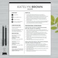 education resume example principal section writing guide genius
