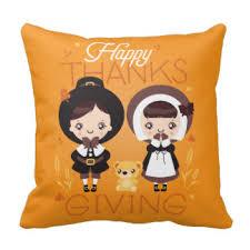 thanksgiving pilgrim pillows decorative throw pillows zazzle