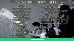 Challenge Do You Tie It 30 Day Breaker Challenge Day 23 Nct Amino Amino