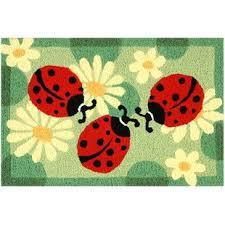 Ladybug Area Rug Ladybug Rug Wayfair