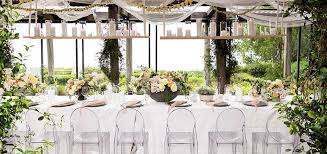 wedding table rentals san francisco bay area party and event rentals party rents sf
