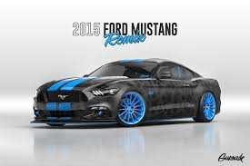 sky blue mustang ford mustang with ff15 in sky blue hre performance wheels