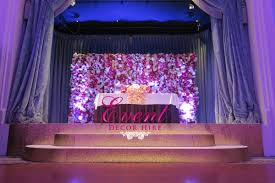wedding backdrop hire london wall hire