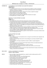 sle resume cost accounting managerial emphasis 13th amendment sales support manager resume sles velvet jobs