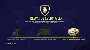How To Make Your Own Ultimate Team Card - fifa 18 squad battles guide how to earn huge rewards in fifa 18