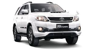 toyota car images and price toyota fortuner 2 5 trd sportivo front carblogindia