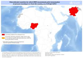 Nigeria On World Map by Who World Health Organization